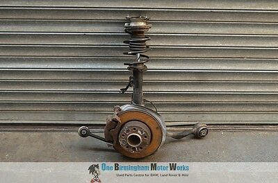 Bmw 1 Series E87 Suspension Leg Arms Hub & Caliper Osf Front Driver 2004-2007