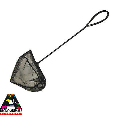 RETINO PER ACQUARIO 15x15cm TRIANGOLO FISH NETS TRIANGLE