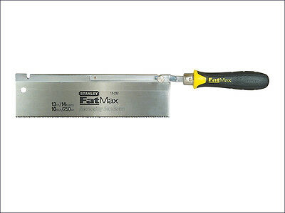Stanley STA015252 Fatmax Reversible Flush Cut Hand Saw 250mm 0-15-252 New