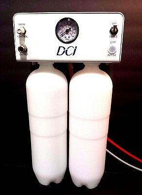 Asepsis Self-Contained Standard Dual Water System w/2 Liter Bottle DCI #8179