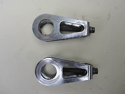 Honda Cbr 400 Rr Nc23 1986-1991 Swing Arm Chain Adjusters Tensioners