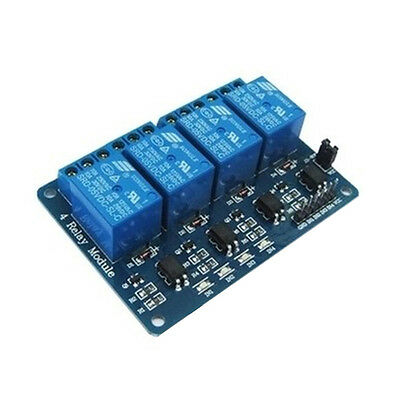 4 Relay Module Controller Board Replacement Part For Raspberry Pi Motherboard