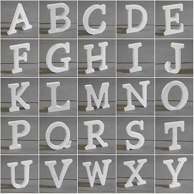 Wooden Letters Wood Alphabet Words Free Standing Bridal Wedding Party Home Decor