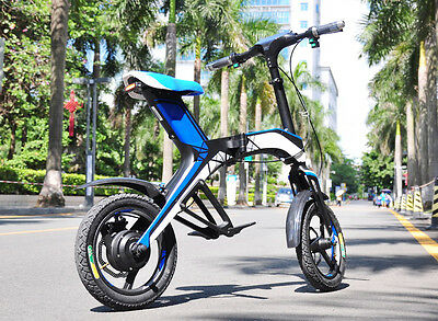Folding Electric Bicycle Bike 1 year Manufacturer WARRANTY INCLUDED