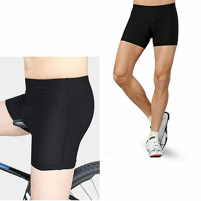 3D GEL Padded Bike Bicycle Cycling Underwear Shorts Pants Comfortable for Mens