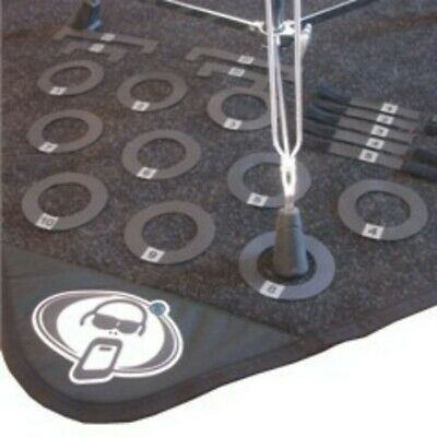Protection Racket Drum Mat Numbered Marker Pack