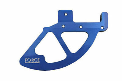 Yamaha YZ250 2006 - 2016 Force Blue Rear Disc Guard