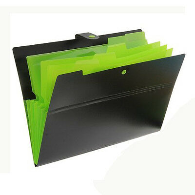 Document Holder folder Storage Binder pouch Package for A4 paper LW