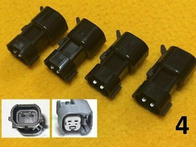 ADAPTERS X 6 for replacing BOSCH EV1 with DENSO fuel