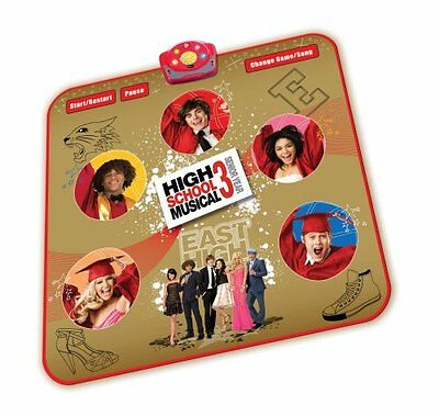 High School Musical 3 Senior Year Got The Moves Dance Mat