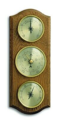 TFA 20.1000.01 Traditional 3 Dial Indoor Analogue Weather Station