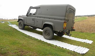 Land Rover Military Vehicle 90/110  Wolf WMIK Sand Bog Mud Track Expedition M...