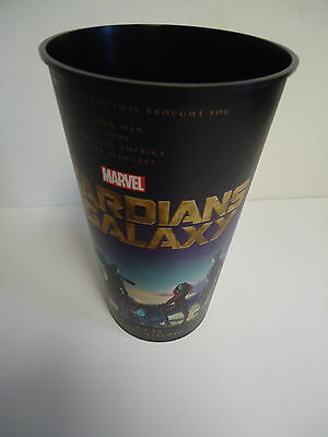 Guardians of the Galaxy Movie Theater Promotional 44 oz Plastic Cup