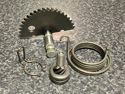 PEUGEOT SPEEDFIGHT 1 or 2 50 AC KICKSTART PINION KIT SPRING SHAFT REPAIR KIT