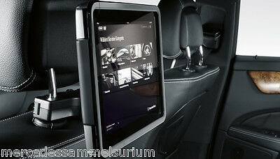 mercedes benz original ipad air dockingstation w s 205 c. Black Bedroom Furniture Sets. Home Design Ideas
