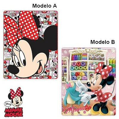 MANTA POLAR DISNEY MINNIE MOUSE Polar Fleece Blanket PLAID POLAIRE Coperta Pile