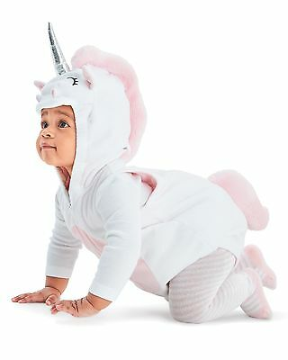 carters 3 6 9 12 18 24 months unicorn halloween costume baby girl outfit holiday