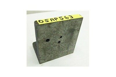 """5"""" x 5-5/8"""" x 3-1/2"""" Angle Plate Workholding Fixture"""