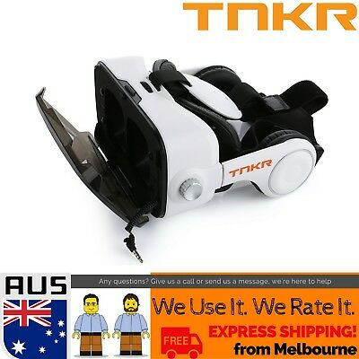 TNKR Bobo Z4 VR Virtual Reality Headset 3D Glasses headphones google cardboard