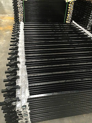 1800mm High Security Fencing Fence Panels