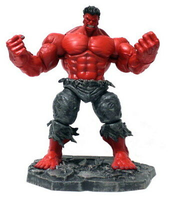 Diamond Marvel Select - Figur Red Hulk Special Collector Edition