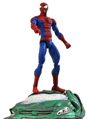 Diamond Select Marvel Select Figur - Spider-Man Special Collector Edition