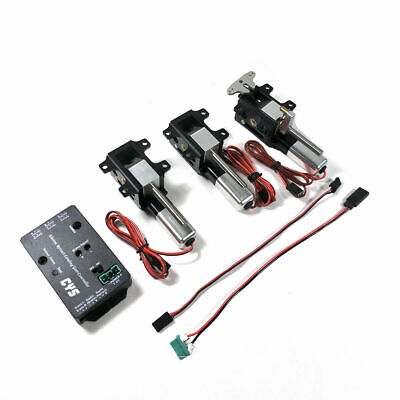 CYS-R2090 Full Metal Electric Retract landing gears w/Axle for 6kg-12kg RC model