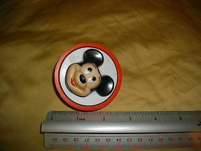 mickey mouse night light walt disney prod. general electric working