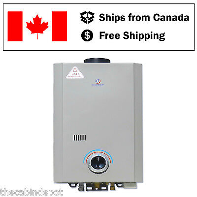 Eccotemp L7 Tankless Water Heater Shower Kit *SHIPS FROM CANADA*