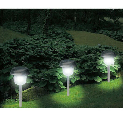 3er set led solarleuchte kugel garten beleuchtung au en leucht lampe nacht licht eur 25 50. Black Bedroom Furniture Sets. Home Design Ideas