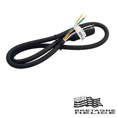 Cable Nmea Nouvelle Generation Pour Vhf Navicom Ry452Ng