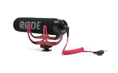 Rode VideoMic GO with Rycote Lyre Suspension System (VMGO)
