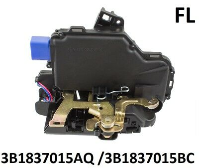 Vw Polo 9N 01- Caddy 2K 04- T5 03- Door Lock Actuator Front Left 3B1837015Aq