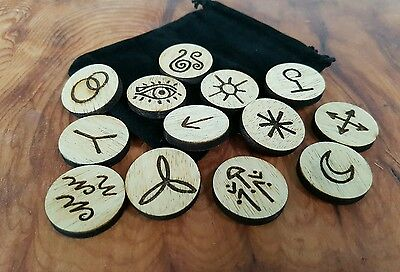 Witches Runes