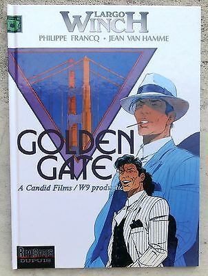 Largo Winch 11 Golden Gate Francq Van Hamme EO 2000 Neuf
