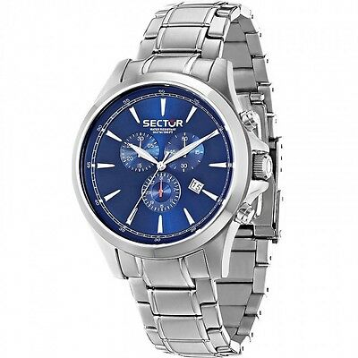 Orologio SECTOR 290 Collection Steel Bracelet - R3273690001