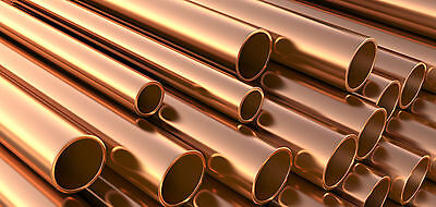 Copper Pipe/tube 15Mm, 22Mm & 28Mm