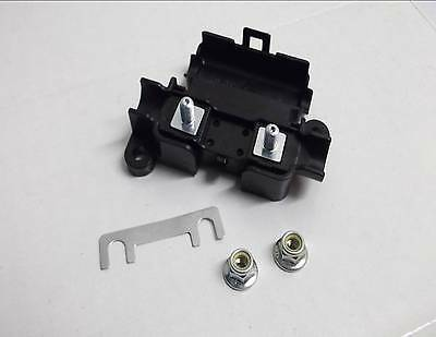 Strip Link Fuse Holder Truck Car Clip Lid Van Suits 30A - 100A Free Fuse