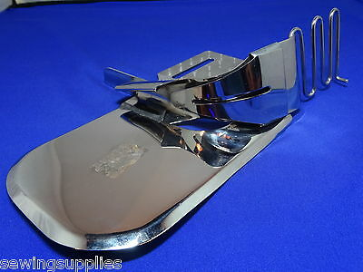 """Industrial Sewing Machines Bias Binder Foot, Attachment, Heavy Duty Size 1 1/8"""""""
