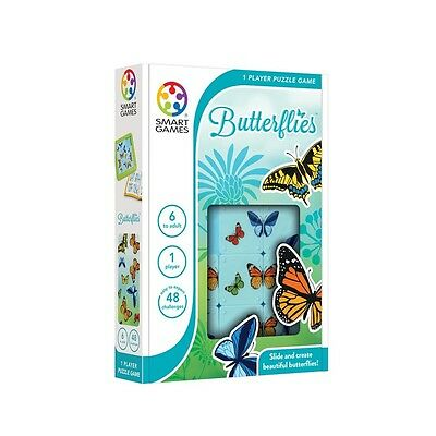 Butterflies - SMART GAMES - NEUF