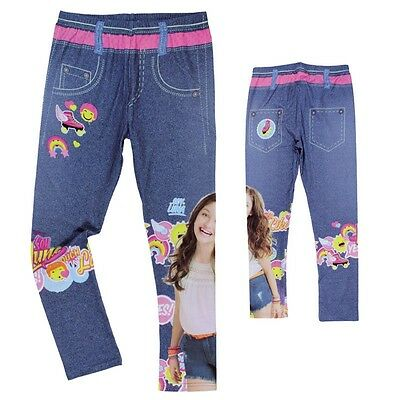 Leggings Mallas SOY LUNA DISNEY Jeans Leggins Леггинсы レギンス Tallas/Sizes 7 a 12