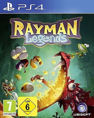 PS4 Spiel Rayman Legends NEU&OVP Playstation 4 Paketversand
