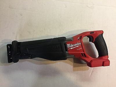 Milwaukee 18 volt Fuel Sawzall Bare tool Reciprocating Saw NEW 2720-20