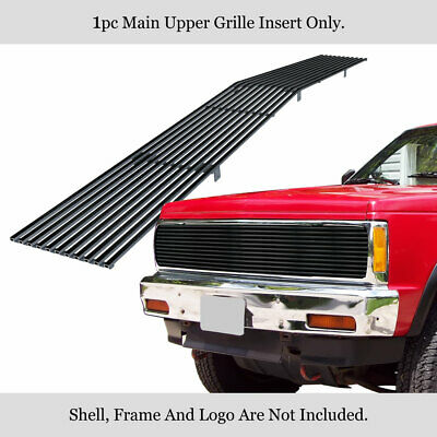 BLACK BILLET Short ANTENNA CHEVROLET S-10 2001 01 BL15