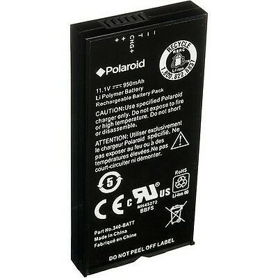 Polaroid High Capacity Replacement Battery For The Polaroid Z340 Instant Digi...
