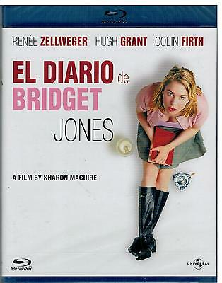 El diario de Bridget Jones (Bluray Nuevo)