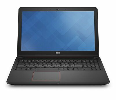 "DELL Inspiron 15-7559 15.6"" Gaming Laptop Intel® Core™i7-6700HQ 8 GB RAM 1TB HDD"