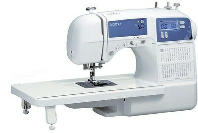 100-Stitch Computerized Sewing Machine Sewing Singer Embroidery Bernina Brother