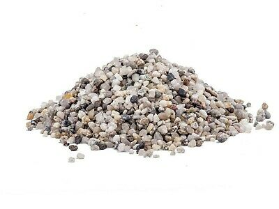 25 KG NATURAL GREY SILICA GRAVEL AQUARIUM SUBSTRATE 1-3mm