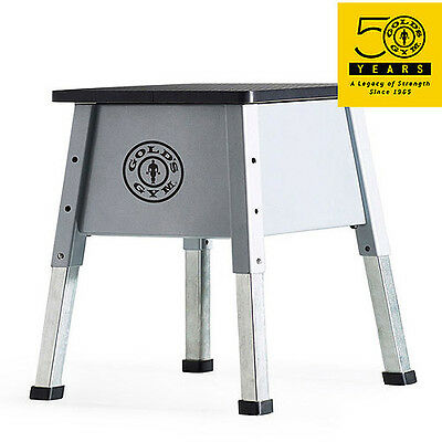 Gold's Gym Extreme Crossfit Plyometric Jump Plyo Box Cardio Workout Training NEW
